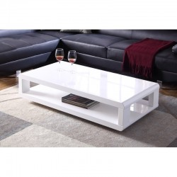 Blanco Coffee Center Table Low Profile buy online Lahore-Pakistan