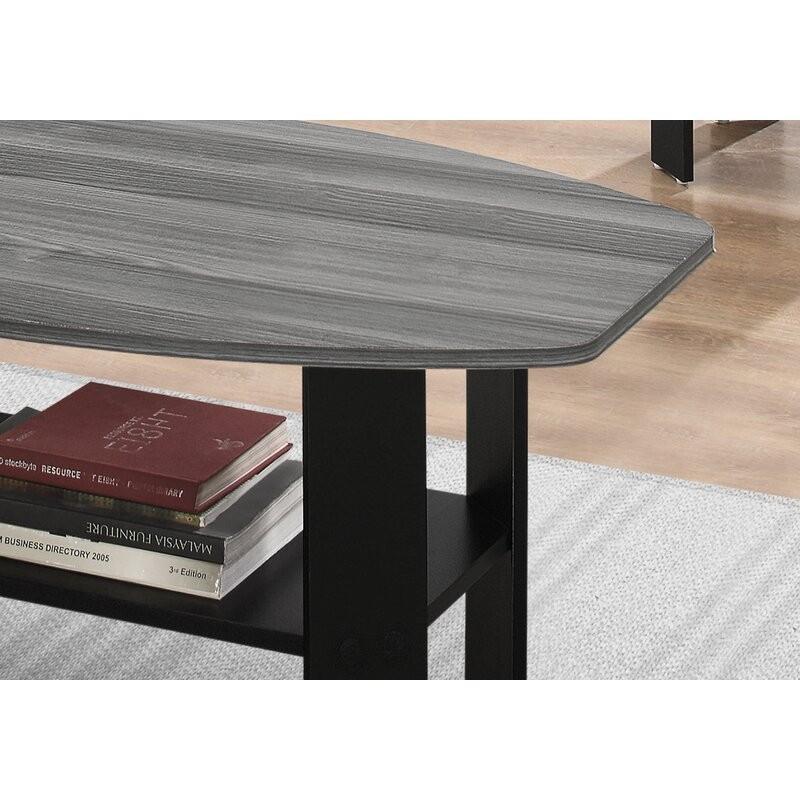 Negra Coffee Table Set 3 Tables