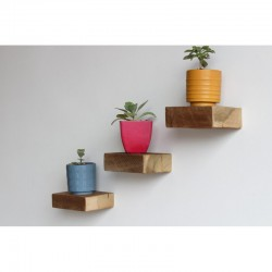 Floating Wall Shelf wooden wall shelves online for sale in lahore pakistan