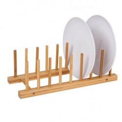 Bonillo Kitchen Dish Drying Rack Wooden buy online Lahore-Pakistan