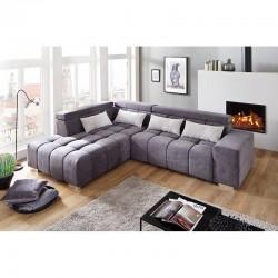 Fuerte L Shaped Corner Sofa / Couch Set buy online Lahore-Pakistan