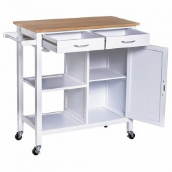 Paseo Kitchen Serving/Tea Storage Trolley buy online Lahore-Pakistan