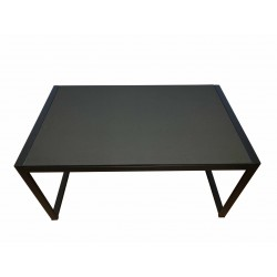Executive Office Table 3x5 Feet Charcoal Grey gaming project meeting conference table