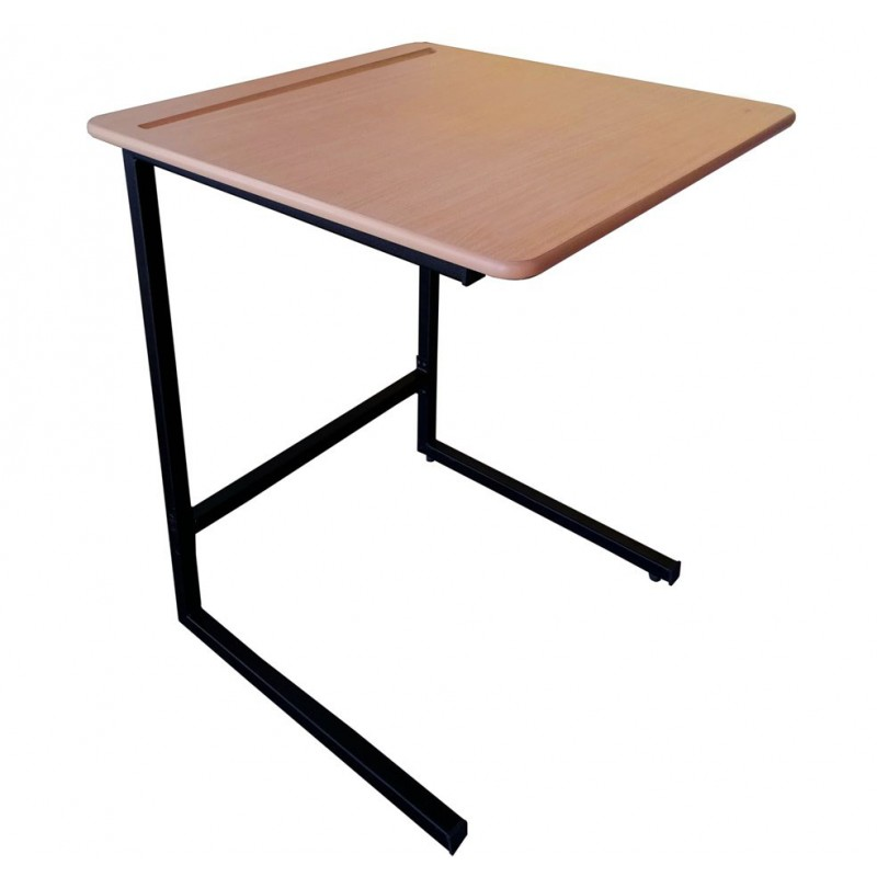 COMPUTER STUDY TABLE FOLDABLE (HD-OT-029-S-Black) low cost price in lahore