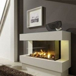 Pescara Fire Place (HD-FR-002)