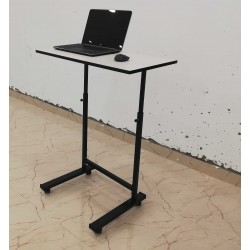 Movable Computer Table with...