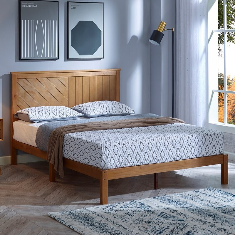 double bed designs with price in  Lahore  Pakistan wooden queen size bed for sale at good price pictures