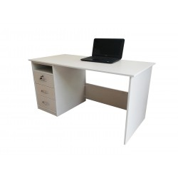 Computer office table with three drawers and lock online Lahore