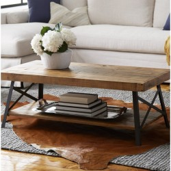 Clásico Coffee Center Table Rectangular buy online Lahore-Pakistan