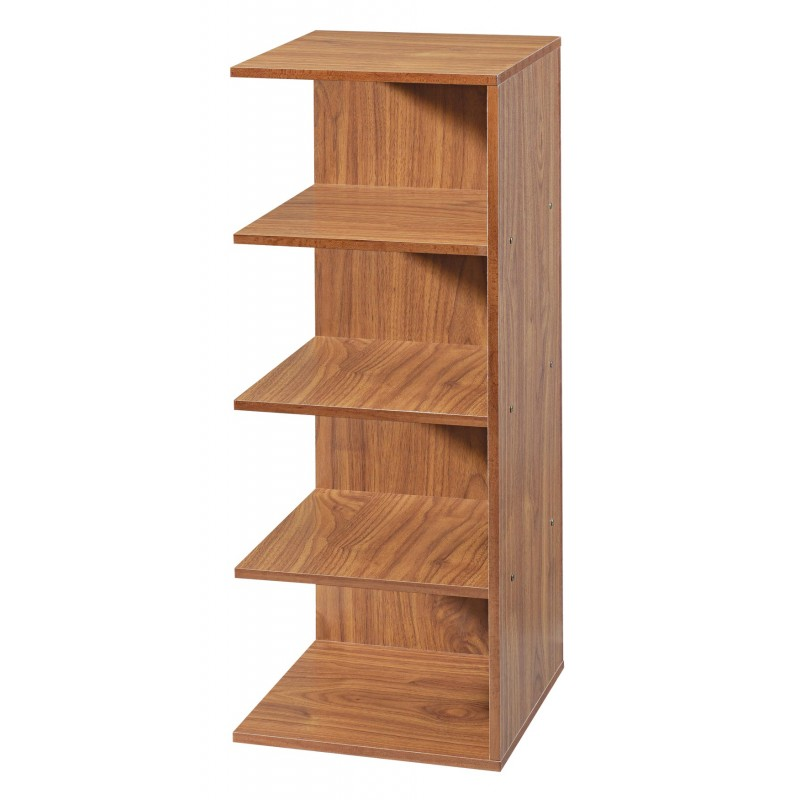 Standing shelf rack sofa side book shelf wooden for sale in lahore pakistan