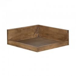 Vicente Set of Bathroom Wooden Corner Shelves buy online Lahore-Pakistan