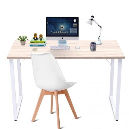 Computer Table Metal Frame MDF Top buy online Lahore-Pakistan