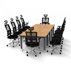 Portable Conference Table With Wheels buy online Lahore-Pakistan