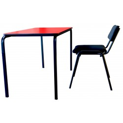 Multipurpose Export Quality Metal Table With Colored Top buy online Lahore-Pakistan