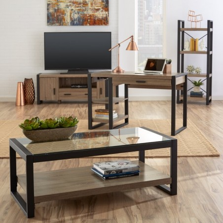 Computer Table with Metal Base and MDF Top buy online Lahore-Pakistan