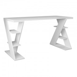 Computer Table with Both Sides Shelves buy online Lahore-Pakistan