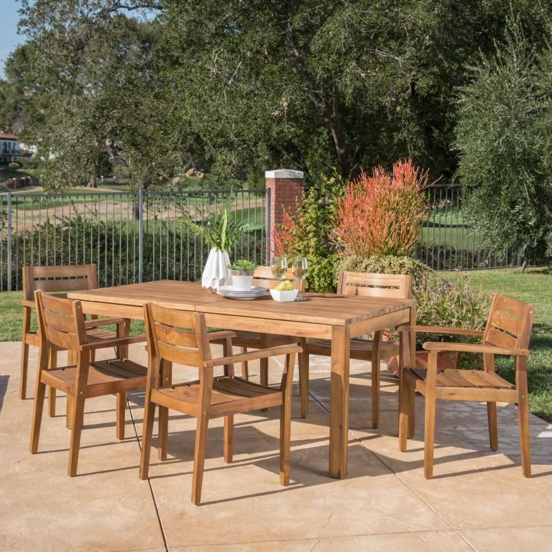 Wilson Patio Outdoor Table & Bench buy online Lahore-Pakistan