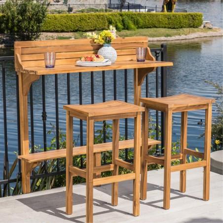 Caribean Outdoor Table & Stools buy online Lahore-Pakistan