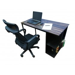 Computer Study Table with Shelf and Box Metal Table buy online Lahore-Pakistan