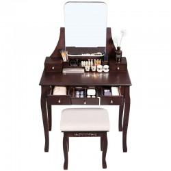 Beauregard Makeup Table Vanity Dresser buy online Lahore-Pakistan