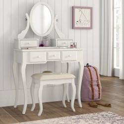 Zeke Makeup Table Vanity Dresser buy online Lahore-Pakistan