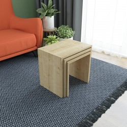 Runner 3 Piece Nesting Tables buy online Lahore-Pakistan