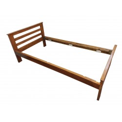 Pure Wood Single Bed buy online Lahore-Pakistan