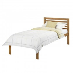 Joshua Pure Wood Single Bed buy online Lahore-Pakistan