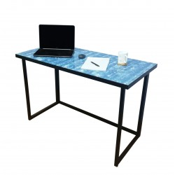 portable Folding Computer Study Table for sale in lahore blue color