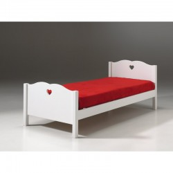 Andrews Heart Single Bed for Girls buy online Lahore-Pakistan